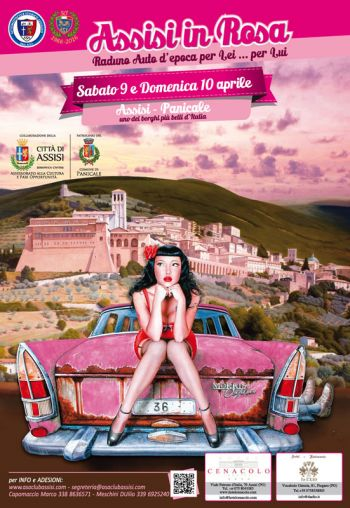 Assisi in Rosa 2016 - www.asaclubassisi.com